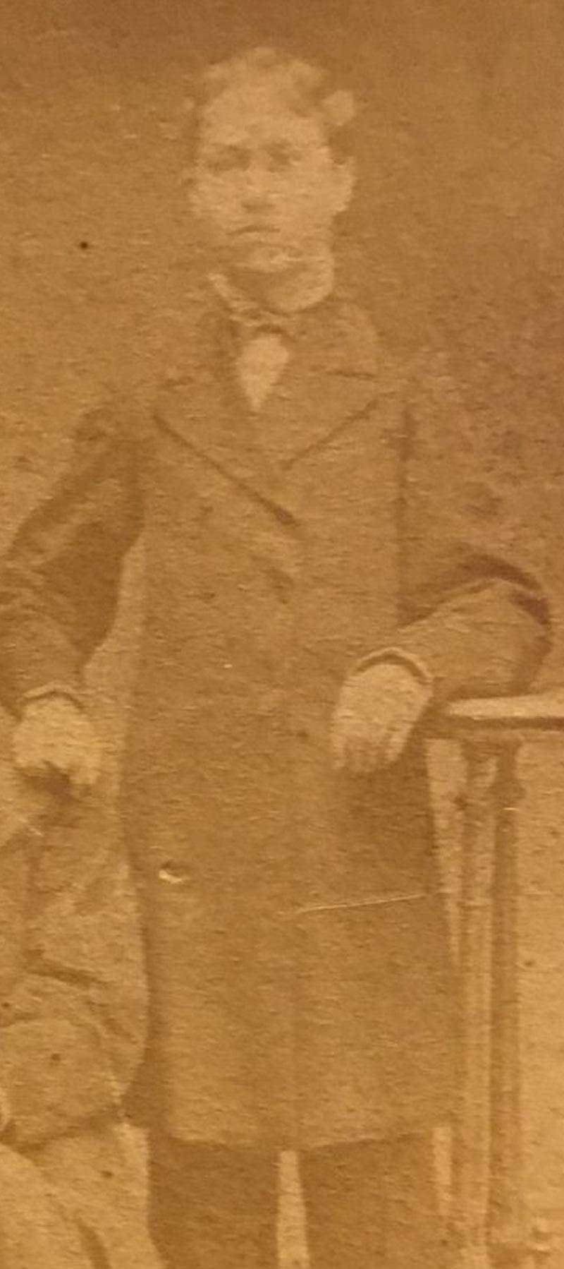 Дьякон Каллистов Иван Степанович, 1860 год рождения