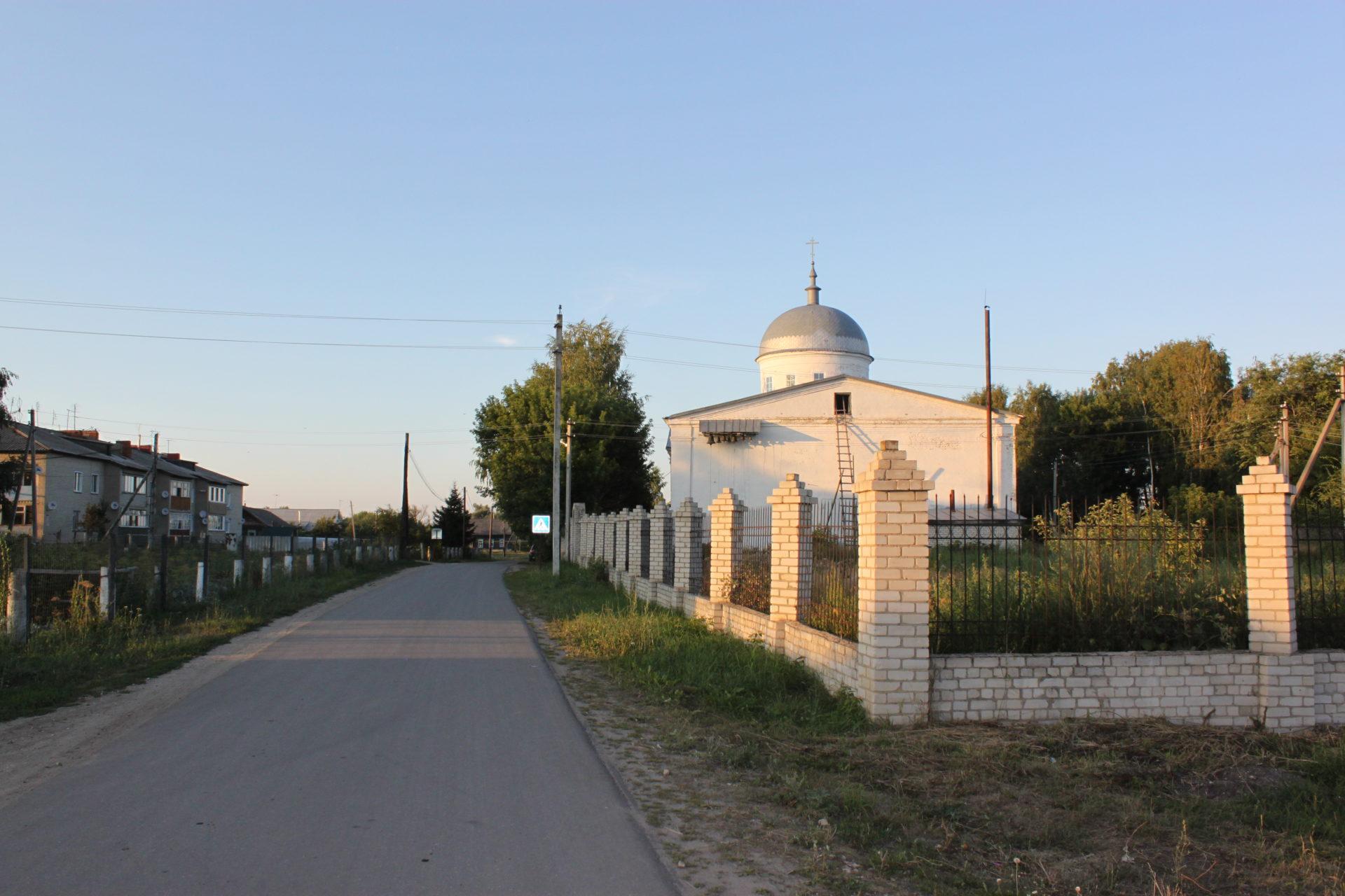 Блог поездки 05.08.2018 в село Троицк, Ковылкинского района, Республика Мордовия